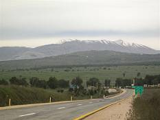 Golan Heights Landscape